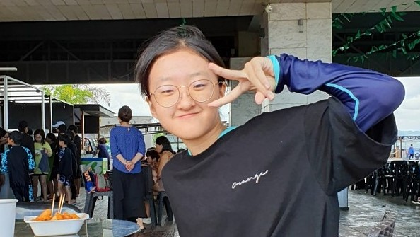 Ko, Minjeong/Grade 7...